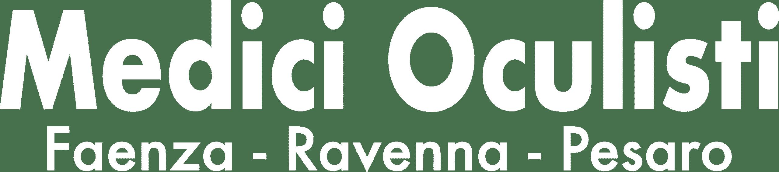Oculisti Faenza Ravenna: Dr. A. Lanfernini - Dr.sa A. Moscariello