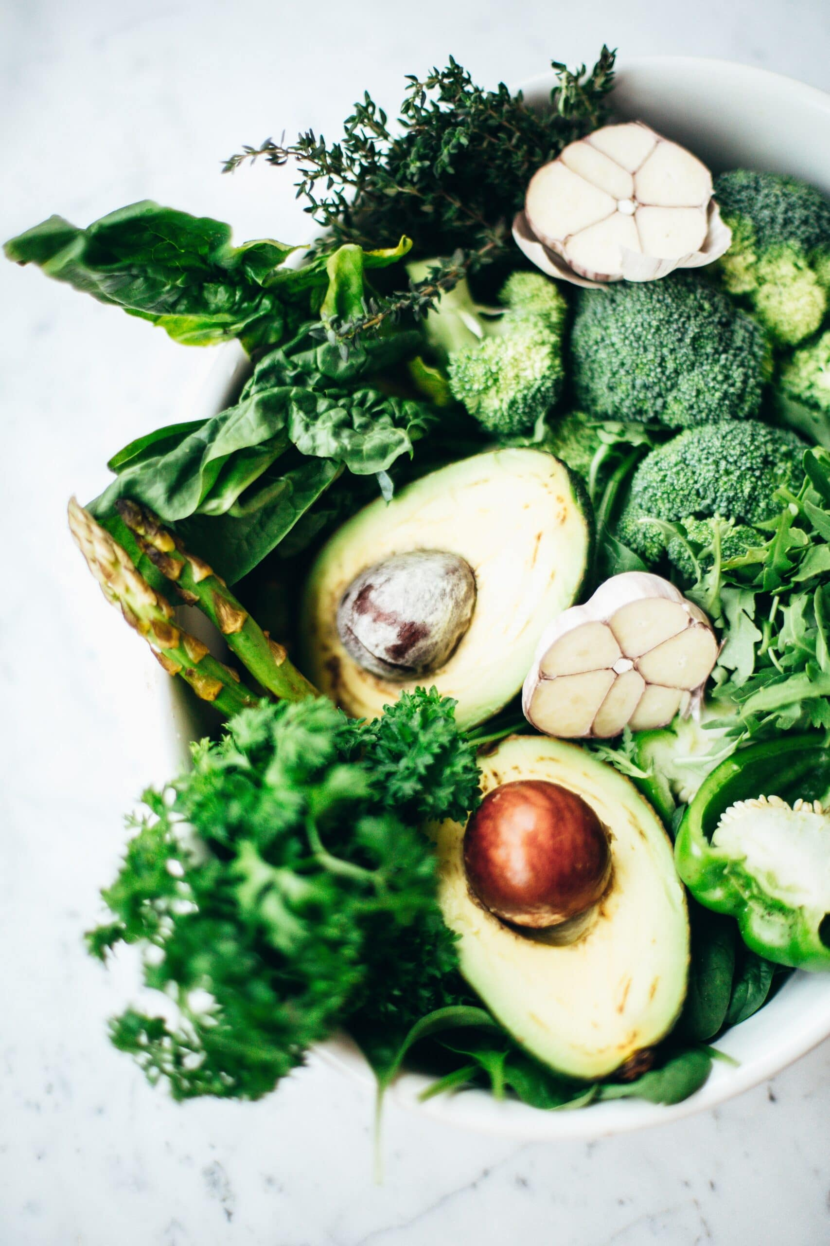 cavoli e verdure